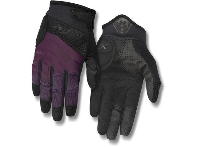 Giro Xena Handschoenen Dames, dusty purple/black